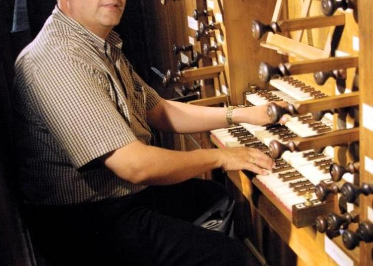 L'orgue de Charolles:  les Concerts du Marché