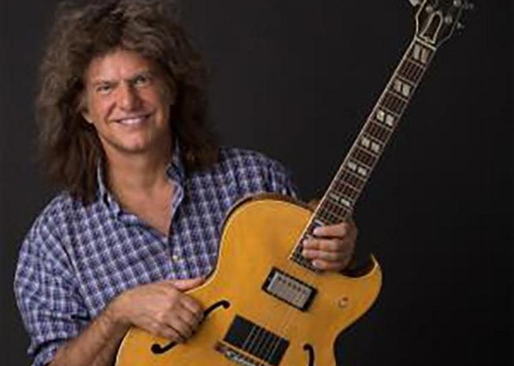 Pat Metheny à Paris 19ème