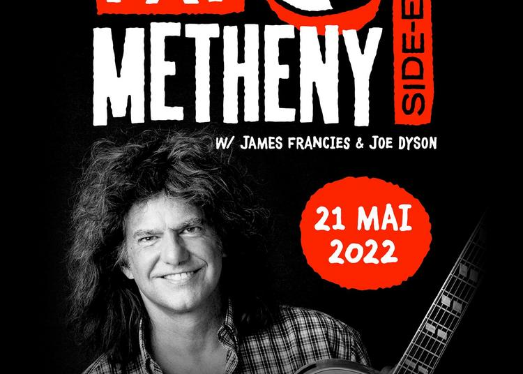 Pat Metheny Side-Eye à Paris 9ème