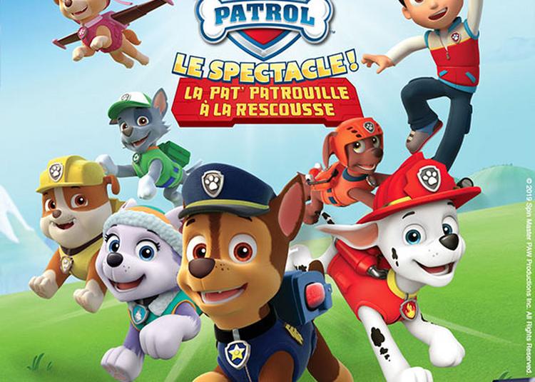 Pat' Patrouille - Le Spectacle - report date de mars à Amiens