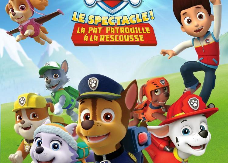 Pat' Patrouille - Le Spectacle ! à Brest