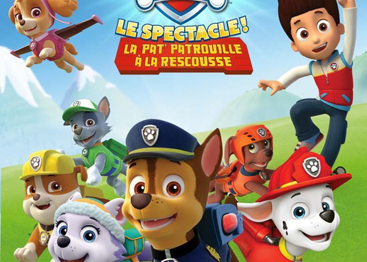 Pat' Patrouille - Le spectacle ! à Lyon
