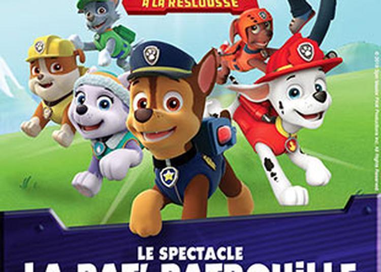 Pat'patrouille - Le Spectacle ! La Pat'patrouille A La Rescousse à Dijon