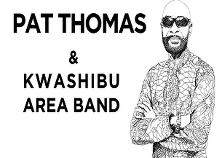 Pat Thomas & Kwashibu Area Band à Paris 10ème