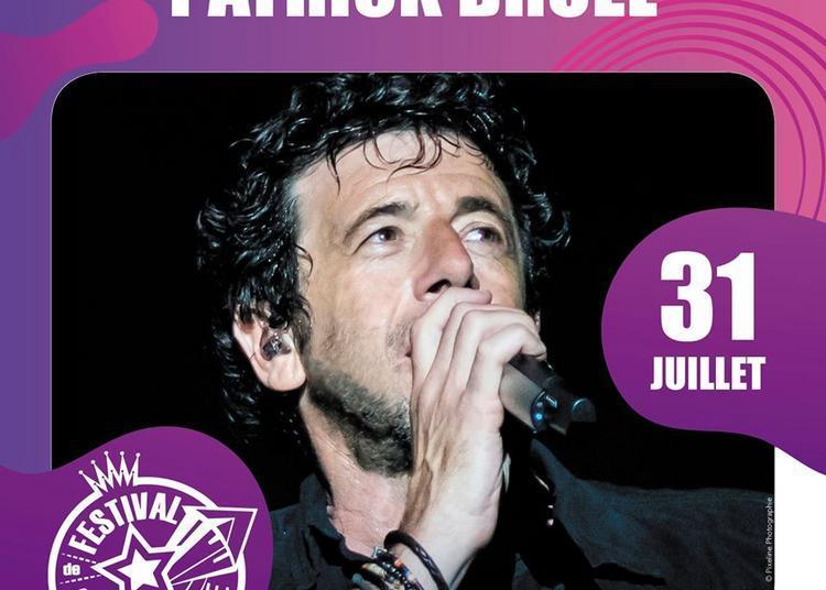 Patrick Bruel à Carcassonne