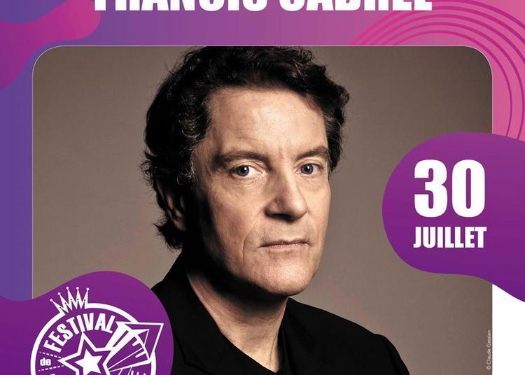 Francis Cabrel à Carcassonne