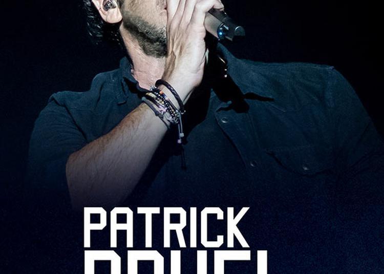 Patrick Bruel Tour 2019 à Brest