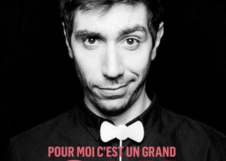 Patrick Chanfray Dans Pour Moi C'Est Un Grand Oui à Auray