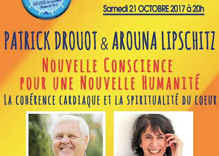 Patrick Drouot Et Arouna Lipschitz à Lyon