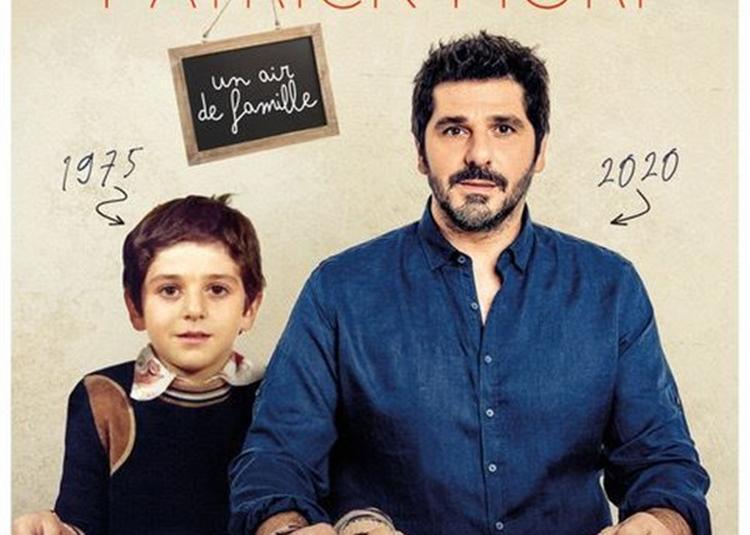 Patrick Fiori : Un Air De Famille à Fougeres