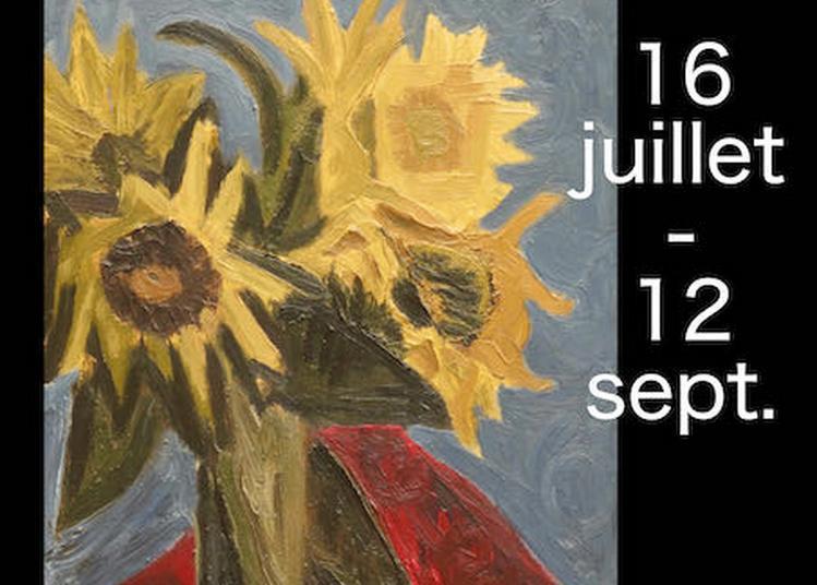Patrick Garnier peintures 1996-20129 à Saint Lo d'Ourville