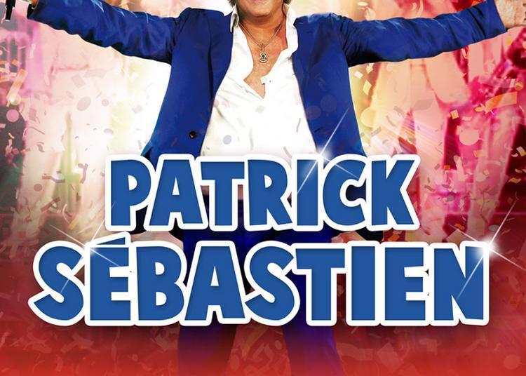 Patrick Sébastien - Ça va bouger à Tours