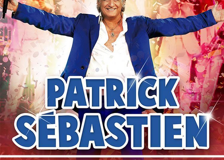 Patrick Sébastien « Ça va bouger ! » à Messanges