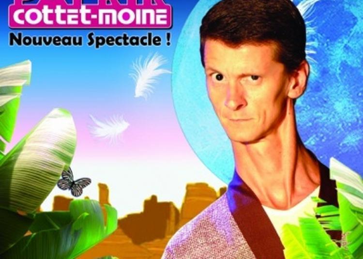 Patrik Cottet Moine à Cournon d'Auvergne