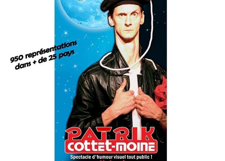 Patrik Cottet-Moine Dans Emmoh 'L Nonac à Aix en Provence