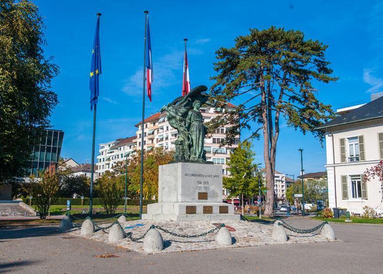 Patrimoine Et Géocaching à Annecy