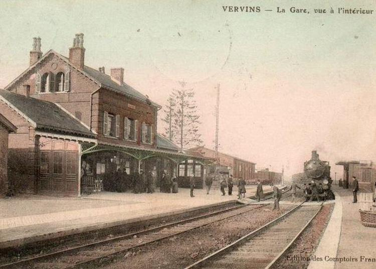 Patrimoine Ferroviaire En Thiérache à Vervins