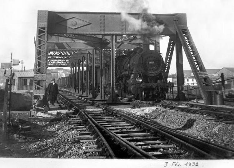 Patrimoine Ferroviaire Sétois Et Régional : Exposition Photos-films à Sete