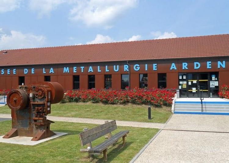 Patrimoine Industriel Au Musée De La Métallurgie à Bogny sur Meuse
