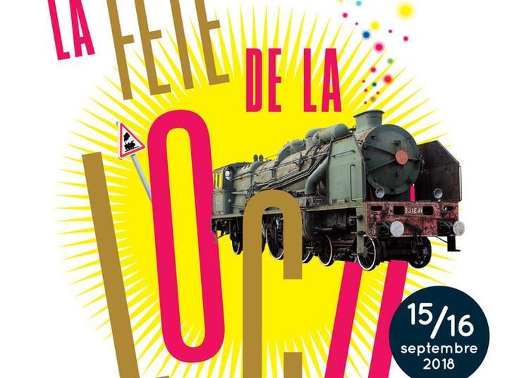 Patrimoine Industriel - Visite Du Chantier De Restauration De La Locomotive à Vapeur Pacific Chapelon 231 E 41. à Saint Pierre des Corps
