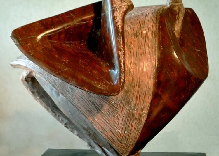 Patrimoine Vivant : L'atelier Du Sculpteur Sur Pierres à Saint Etienne de Gourgas