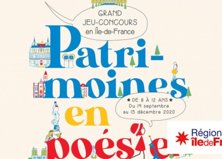 Patrimoines En Poésie à La Conciergerie à Paris 1er