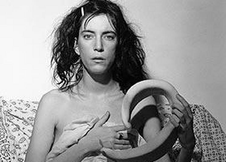 Patti Smith à Paris 9ème