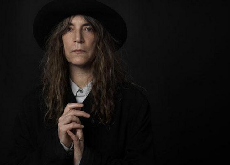 Patti Smith à Villeurbanne