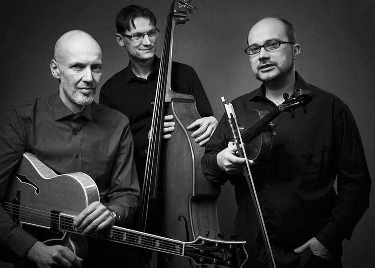 Paul Novotny & Jazz N Tango à Paris 6ème