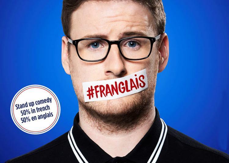 Paul Taylor Dans #franglais à Paris 17ème