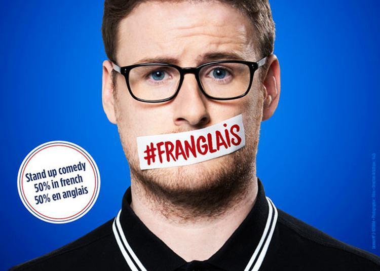 Paul Taylor - Franglais à Reims