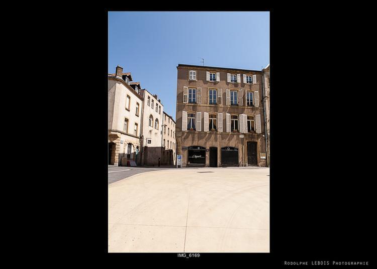 Paul Verlaine, De L'enfance Messine Aux Salons Parisiens à Metz