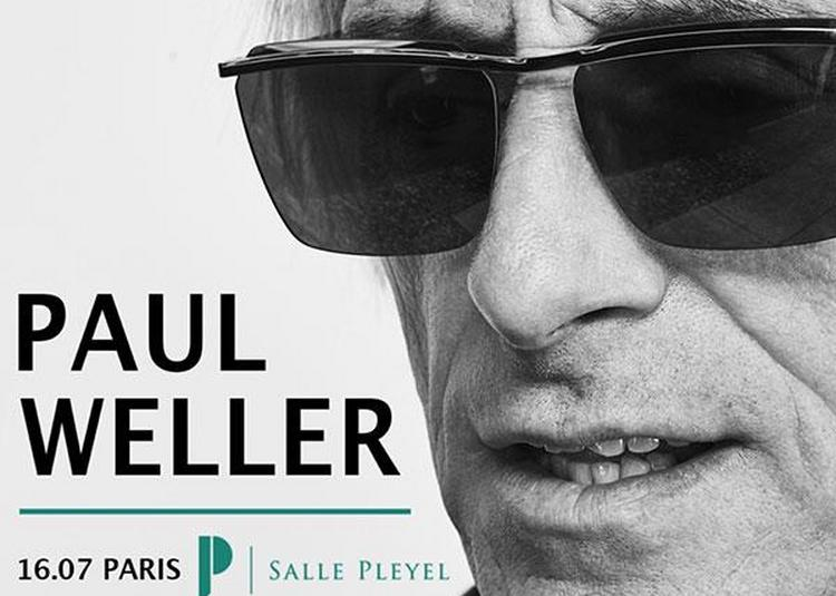 Paul Weller à Paris 8ème