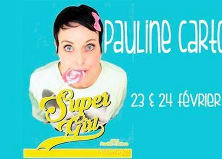 Pauline Cartoon Dans Super Girl à Bordeaux