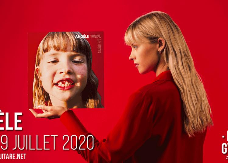 Pause Guitare 2020 Angèle Niska à Albi