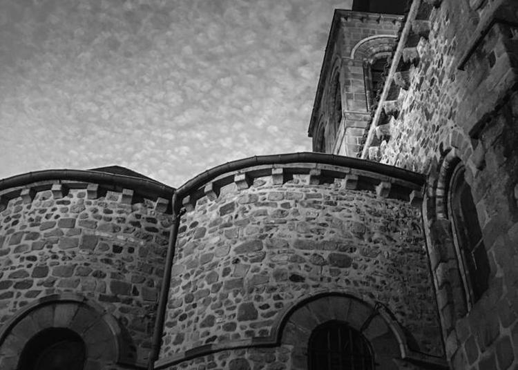 Pause Patrimoine De L'église Notre-dame De Domérat Et De Son Clocher à Domerat
