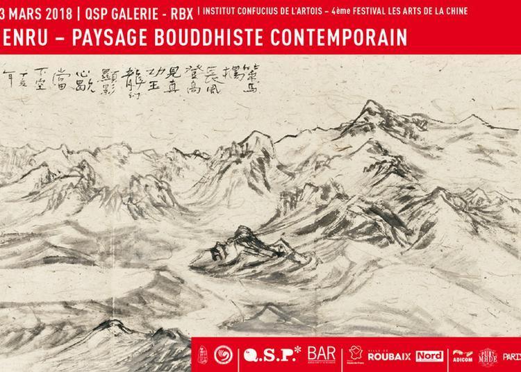 Paysage Bouddhiste Contemporain à Roubaix