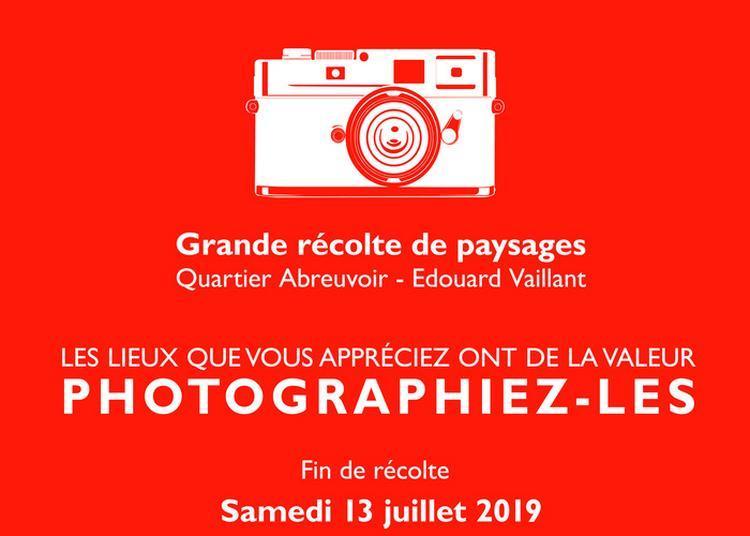 Paysage Et Patrimoine Remarquables Du Quartier Abreuvoir-vaillant à Bobigny