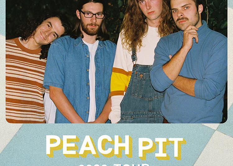 Peach Pit à Paris 18ème