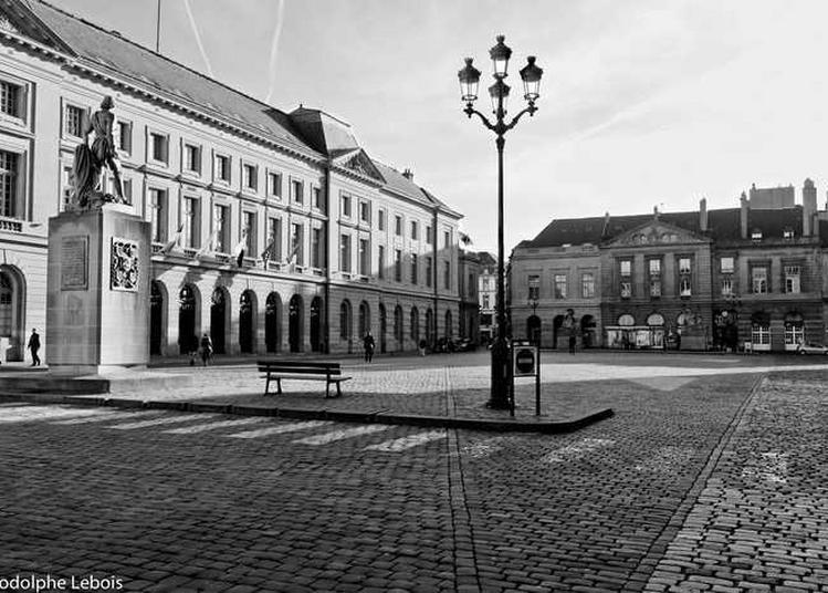 Pédalons Vers L'histoire à Metz