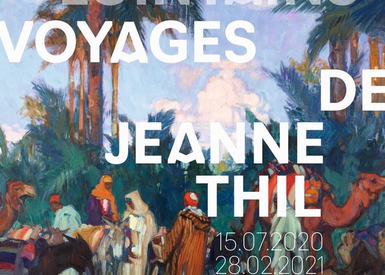 Peindre L'ailleurs : Les Voyages D'artistes Européens Sur D'autres Continents. à Calais
