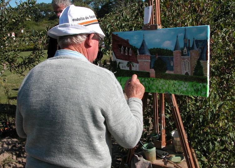Peintres Dans La Nature à Lassay sur Croisne