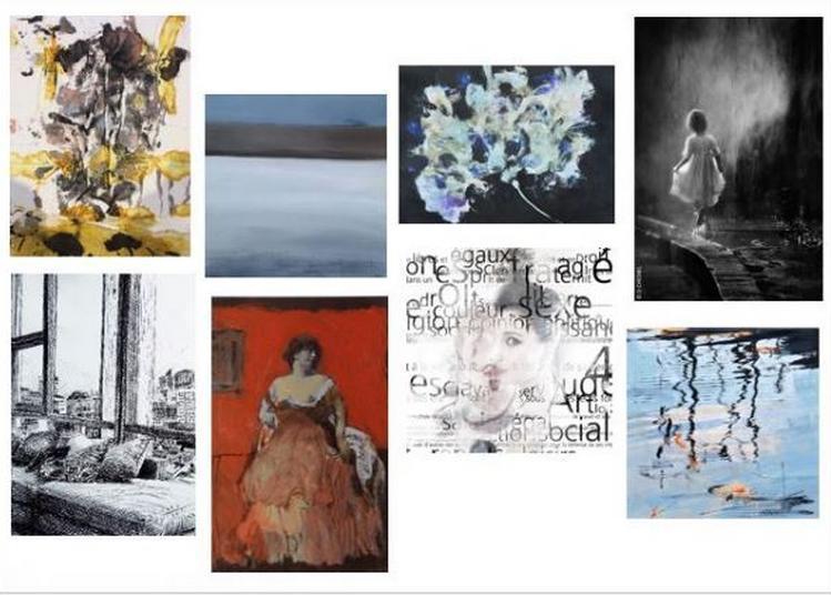 Photographies - Peintures  - Dessins à Paris 3ème