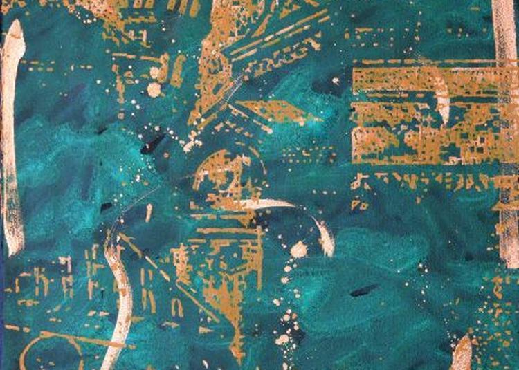 Peintures de fresques à Auxerre