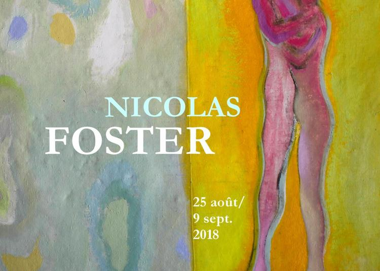 Peintures de nicolas foster à Tournus