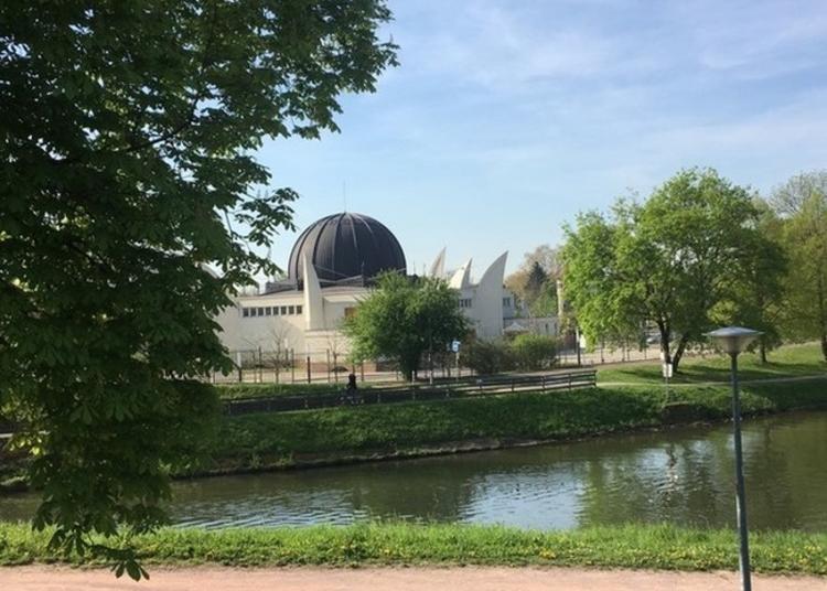 Pénétrez Au Sein De L'architecture Moderne Et Innovante De La Mosquée à Strasbourg