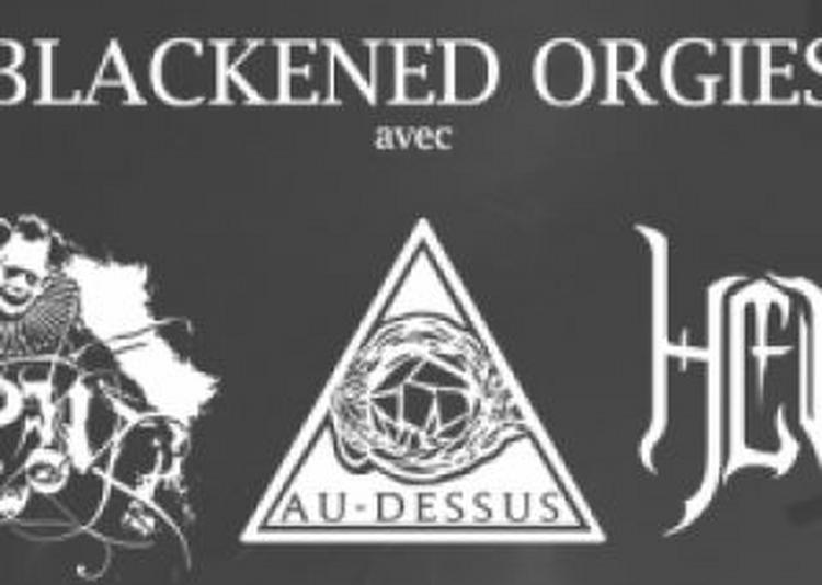 Pensées Nocturnes + Au-Dessus + Heir à Nantes