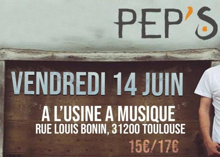 Pep's! à Toulouse