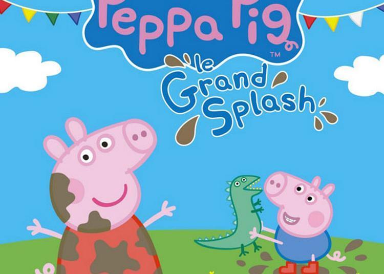 Peppa Pig à Saint Quentin