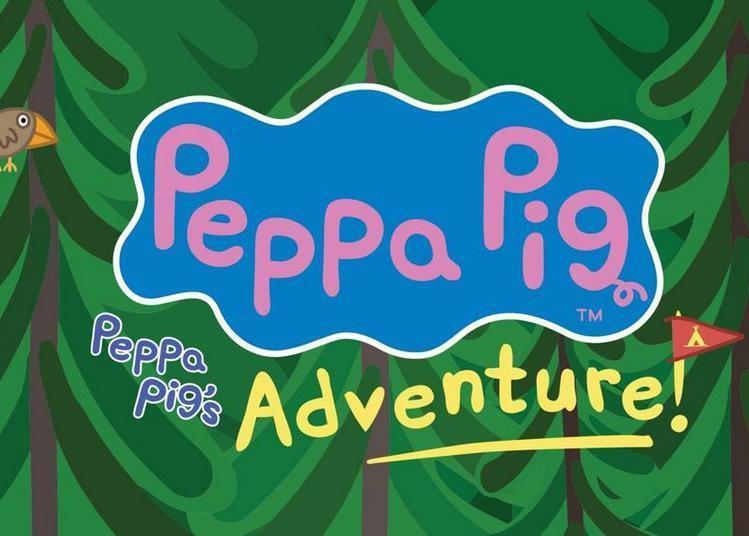 Peppa Pig à Le Mans